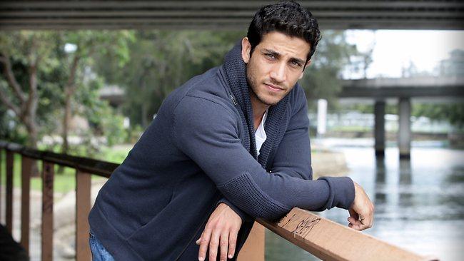 Australian-Lebanese actor Firas Dirani